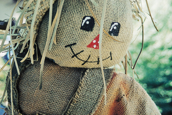 Oct. 5-7 Scarecrow Festival Gardner Village, 1100 W. 7800 South, West Jordan, just 15 miles north of Lehi, (801) 566-8903, www.gardnervillage.com. 10 a.m.-9 p.m., Nightly. All proceeds from the event benefit the Utah Boys Ranch. It's something to crow about! Coined as Utah's premier family fall event, the ol' country Scarecrow Festival features pony rides, a petting zoo, a life-size hay maze, obstacle course, scarecrow displays, live entertainment and food. Hundreds of jack-o-lanterns are illuminated nightly.