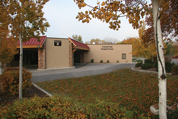 Central Utah Surgical Center has been providing top-level outpatient surgery services since it opened its doors in 1995.