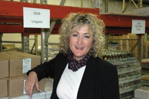 Alison's Pantry is filling up again with the help of original owner Alison Chuntz, who purchased her company back four years after selling it