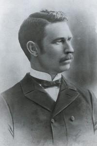 Benjamin Cluff, circa 1902.