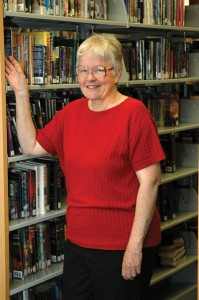 "As the ""heart and soul"" of the American Fork Literacy Center, Lorraine Vance helps about 50 students at a time."