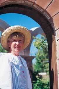 Karen Ashton, August 2000.