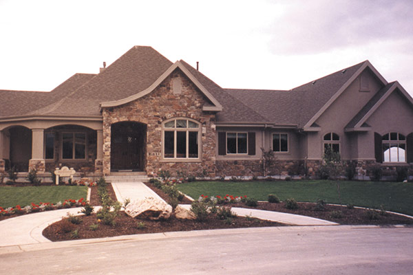 Interior Decorators Also Help With Exteriors Of Homes And Businesses, Such  As This Beautiful Utah