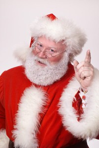 "Provo Towne Center's ""Santa Mike"""