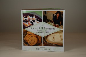 "Sweets Sans Guilt    Micki Sannar was always a self-proclaimed dessert queen, but her title came into question after learning she had high cholesterol. Then she discovered a sweet alternative: baking with olive oil instead of butter. She put her new-found knowledge to delicious use with her cookbook ""Olive Oil Desserts."" These cake and cookie recipes are enjoyed with the smug satisfaction of 30 percent less fat and calories than traditional desserts. Micki lives in Highland and her cookbook is available through www.oliveoildesserts.com."