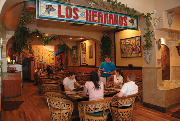 Los Hermanos has been making salsa from scratch every day for 30 years! Stop in for lunch or dinner and you'll be sure to enjoy a bowl or two.