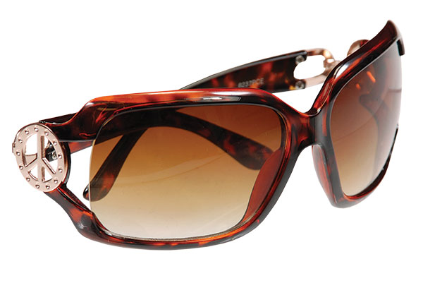 4. Sunglasses Shade your eyes in style with sunglasses from Apricot Lane.