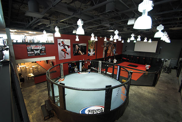 Orem's Riven Academy offers mixed martial arts for those looking to toughen up.