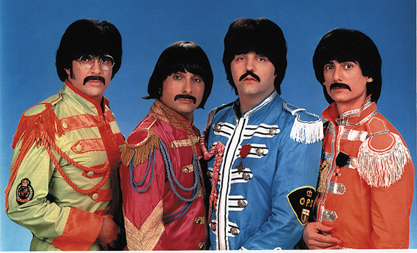 June 17 YESTERDAY AS  THE BEATLES The world-famous singing impersonators of John Lennon, Paul McCartney, George Harrison and Ringo Starr take you for a light-hearted and fun-filled romp down memory lane with authentic costumes, mannerisms and wit with powerful vocal harmonies. 8 p.m. $12-$18. SCERA Shell Outdoor Theatre, 699 S State, Orem. (801) 225-2569 www.scera.org