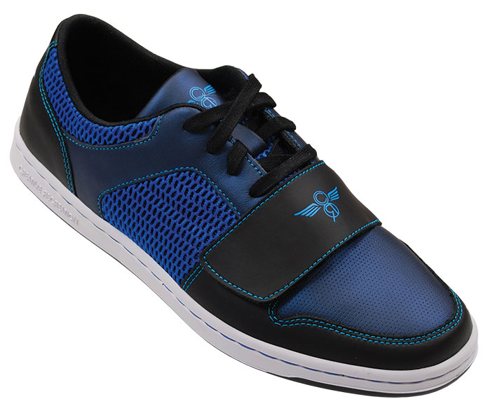 3. Creative Recreation Shoe These blue mesh Creative Recs will be sure to to wow your friends.