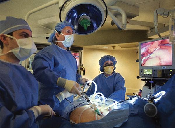 Medical Profiles: George Gourley, D.O., P.C. - UtahValley360 Laparoscopic Hysterectomy Procedure