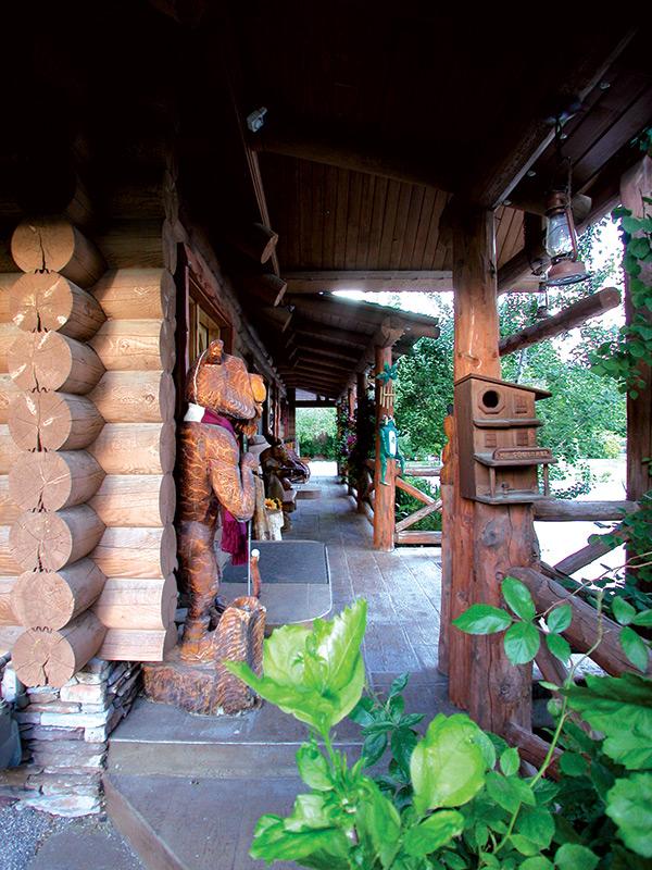 cabin-porch