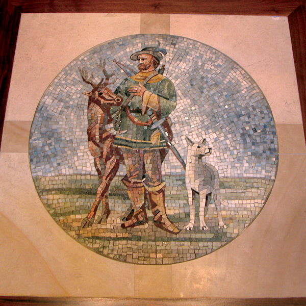 hunting-saint