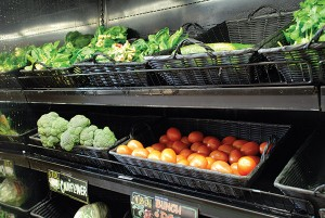 One of Diana McGuire's favorite pieces of advice for making a change in eating habits is to stop being afraid to buy vegetables. Whether they're fresh or frozen, make sure your kitchen is stocked with veggies that are ready to eat or cook with.