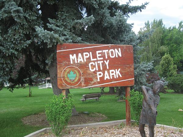 Mapleton City Utah Recreation