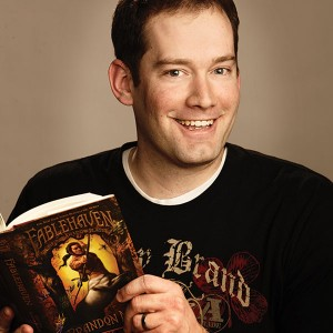 Brandon Mull. (Photo by Kenneth Linge Photography)