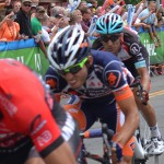 Tour of Utah rolls into Payson