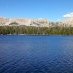 Mirror Lake: A scenic camping area