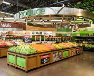 Walmart Neighborhood Market focuses on groceries and pharmaceuticals. (Photo courtesy of Walmart Neighborhood Markets)