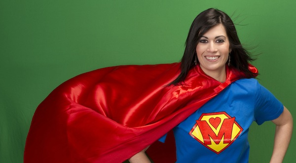 The modern-day Supermom has a lot of expectations to live up to. (Stock photo by thinkstock.com)