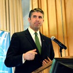 Matt Holland, Utah Valley University president, UVU