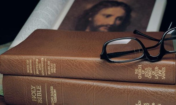 The 2013 edition of the LDS scriptures includes improvements to previous editions. (Photo courtesy LDS Church)
