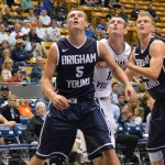 BYU basketball pyramid: Haws leads Cougar redeem team