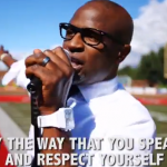 LDS artist Alex Boye joins youth group for YouTube video