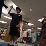 BYU Bookstore mannequins prank customers