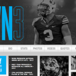 Van Noy gets his own website