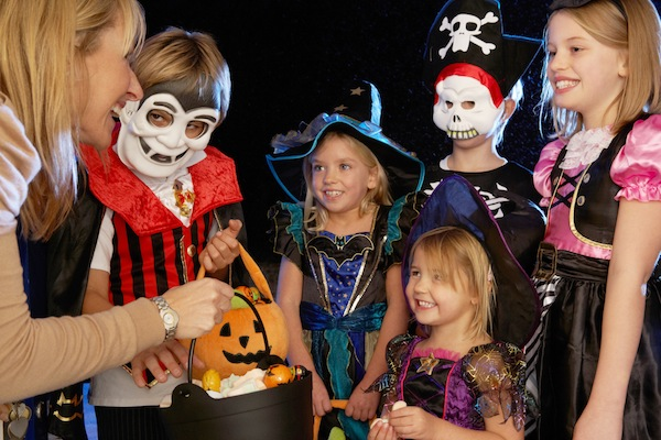 Halloween night is full of fun, but only if you don't drag out the festivities. (Stock Photo)
