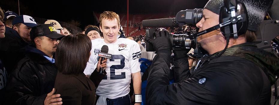 John Beck, NFL quarterback