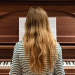 utahvalley360.com, piano practice, Hailey Bennett