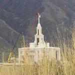 LDS Church announces Payson Temple dedication
