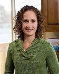 Betsy kitchen portrait