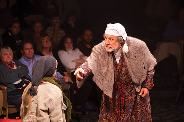 a review of the show a christmas carol staged at the hale center theater in orem I pitched a fully improvised children's show a christmas carol: at the hale center theater orem, jo march in.