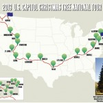 U.S. Capitol Christmas Tree to stop in Spanish Fork Tuesday