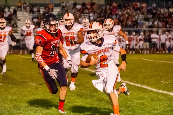 Covey with Timpview