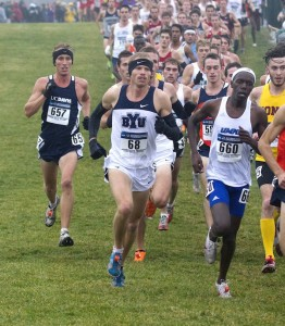 Jared Ward was reinstated Thursday afternoon for his fourth year with BYU cross country's team. (Photo by BYU Photo)