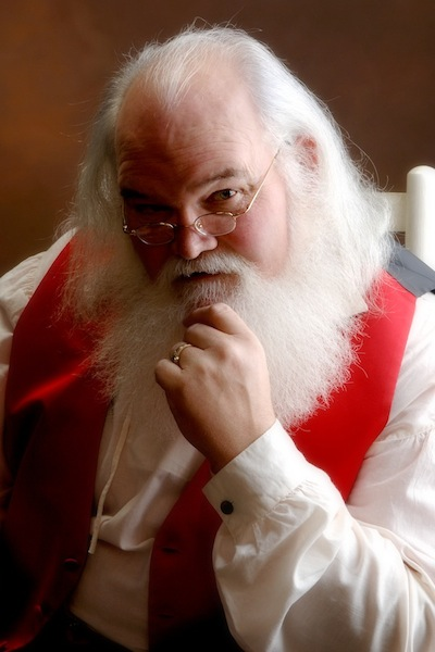 Santa Claus (Photo courtesy)