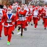 Run, run, Santa