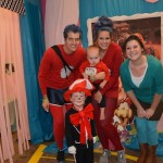 Characters come to life at the Provo Rec Center Halloween Carnvial