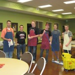 The spirit of service: Holiday volunteering for families