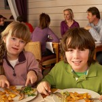 Food for thought: Why we don't eat out with our kids