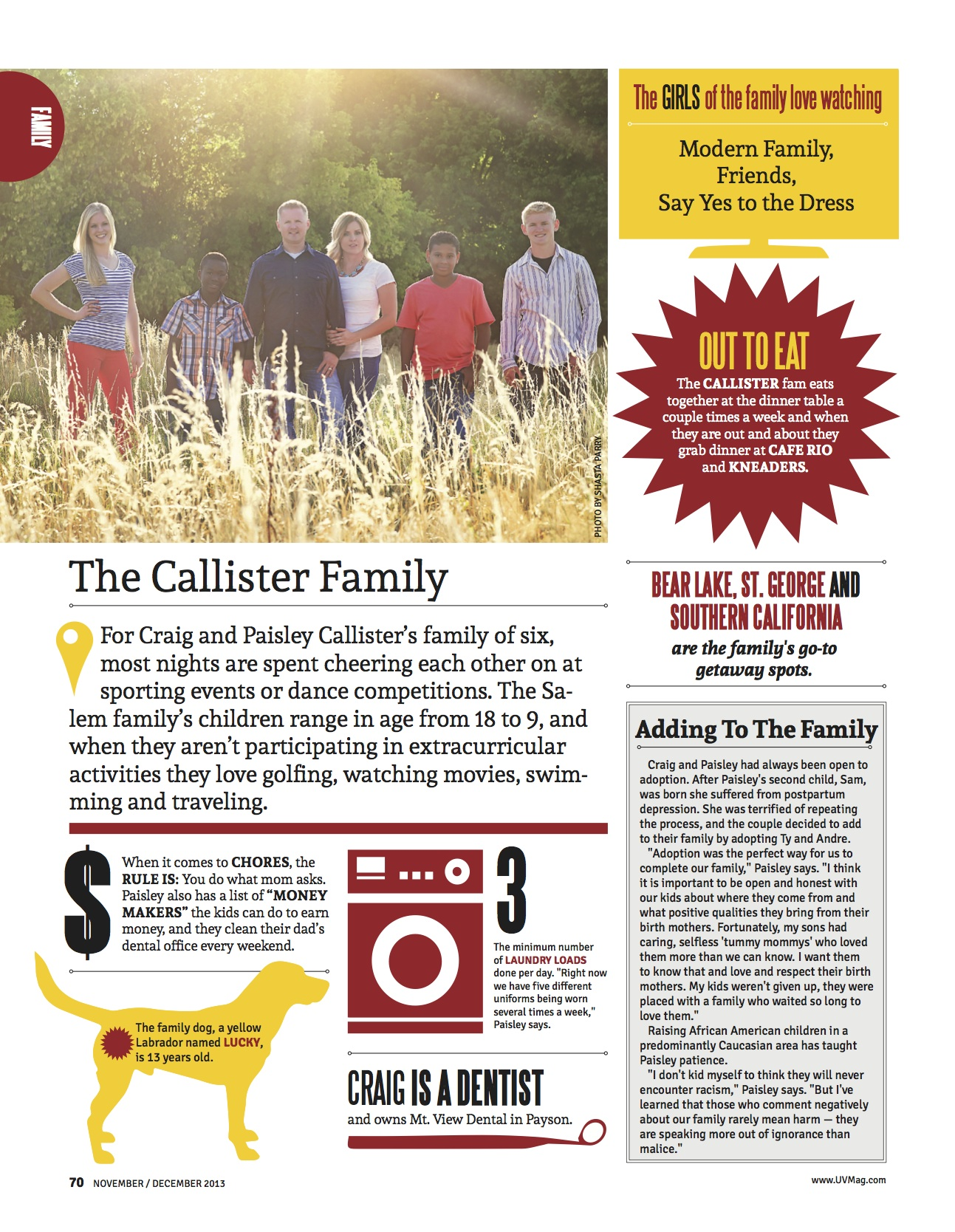 Callister Family