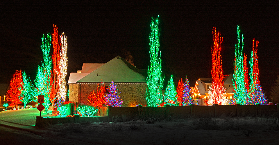 8 local must-see Christmas lights - UtahValley360