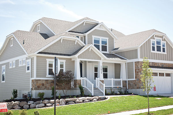 More financing options for homebuyers means more opportunities to raise a family in a gorgeous home like this. (Photo courtesy of Edge Homes)