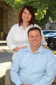 Kurt and Stephanie Albach enjoy the financial flexibility UCCU's programs and technology bring them. They have been members at UCCU since they married 23 years ago. Now, each of their four children has a UCCU account. (Photo courtesy of Stephanie Albach)