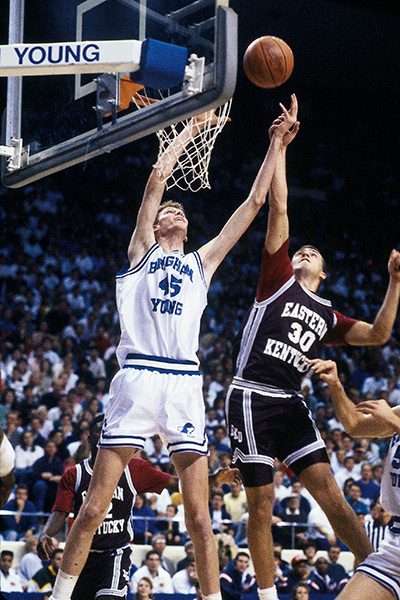 Sean Bradley(Photo courtesy BYU Photo)
