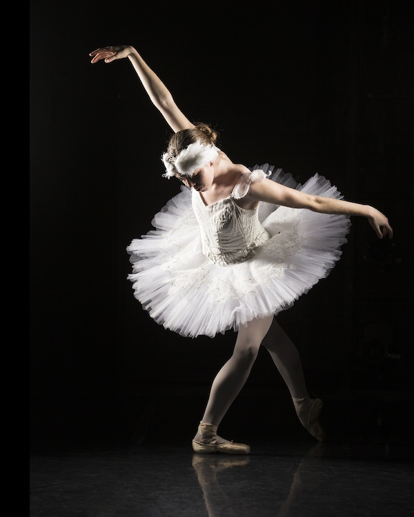 "BYU Ballet Theatre is performing the full-length version of ""Swan Lake"" for the first time in the school's history. (Photo by BYU Photo)"